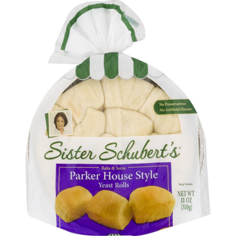 Sister Schubert S Parker House Style Yeast Rolls 11 Oz Instacart