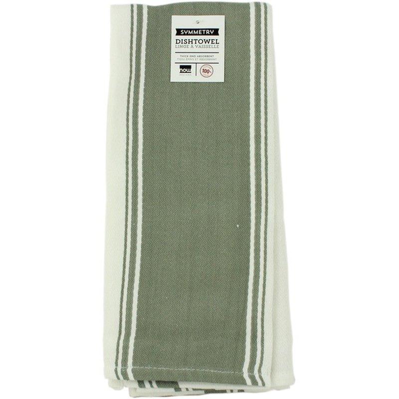 Now Designs London Grey Symmetry Tea Towel
