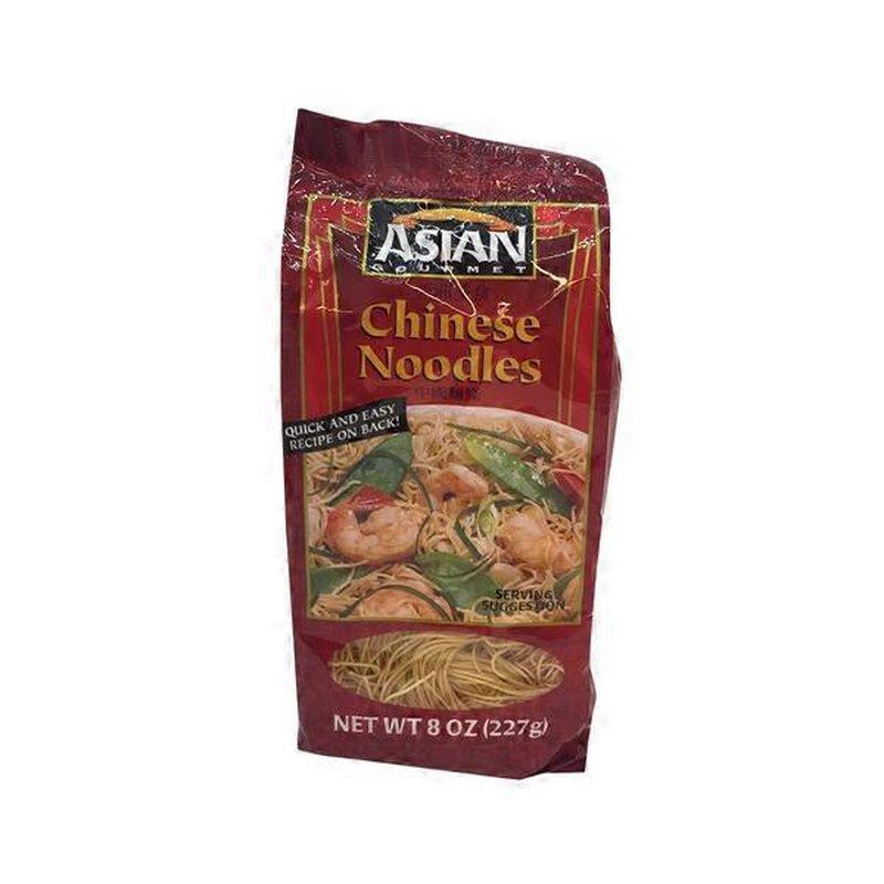 Asian Gourmet Chinese Noodles 8 Oz Instacart