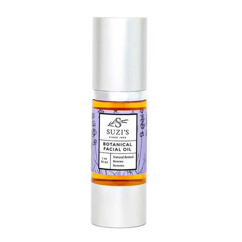Suzi's Lavender Botanical Facial Oil