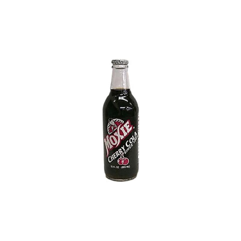 Moxie Cherry Cola