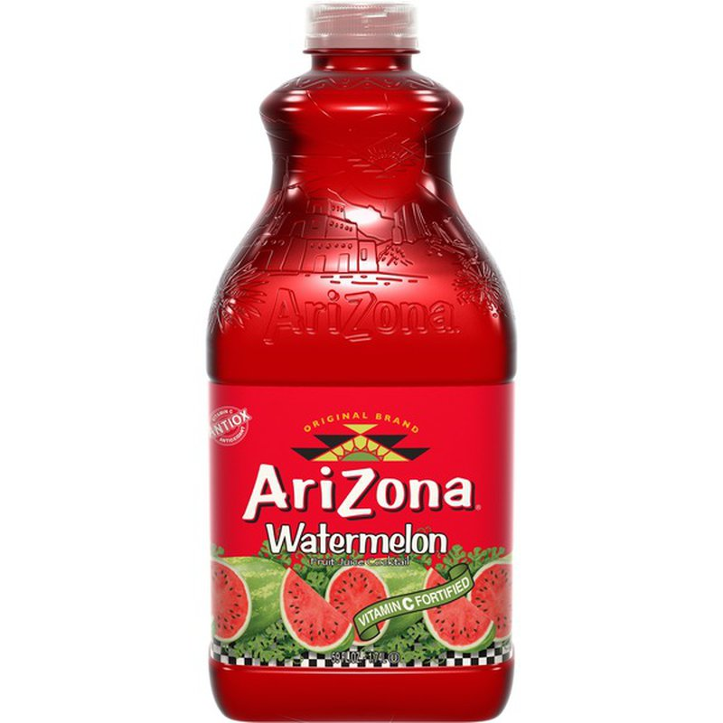 Arizona Watermelon Fruit Juice Cocktail