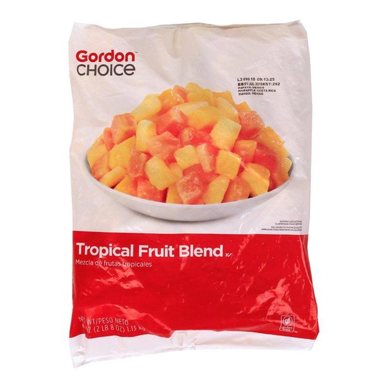 Gordon Choice Tropical Fruit Blend