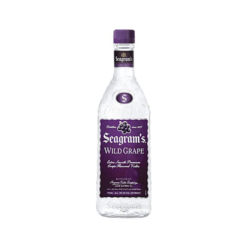 Seagram's Wild Grape Vodka