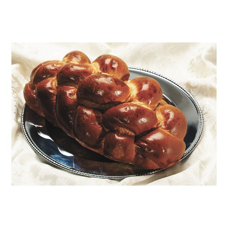 In Our Bakery Braided Challah Bread