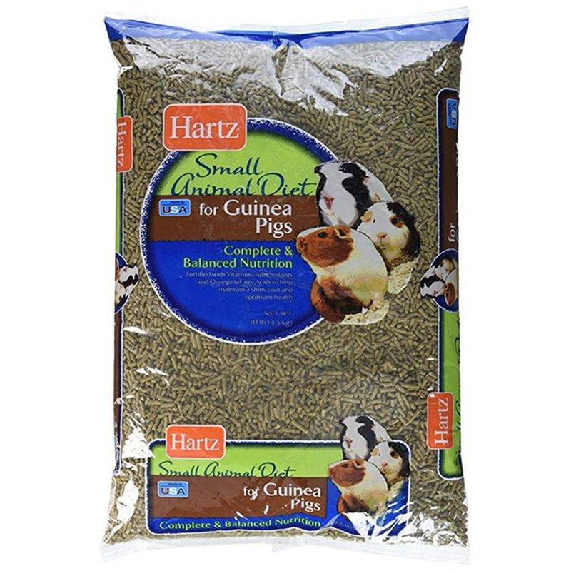 Hartz Guinea Pig Small Animal Diet