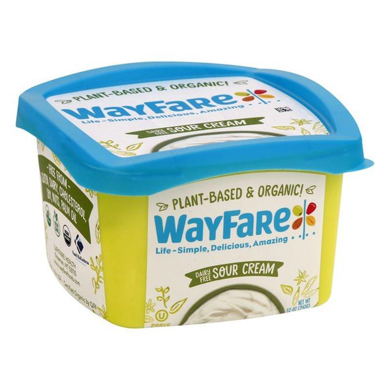 Wayfare Sour Cream, Dairy Free