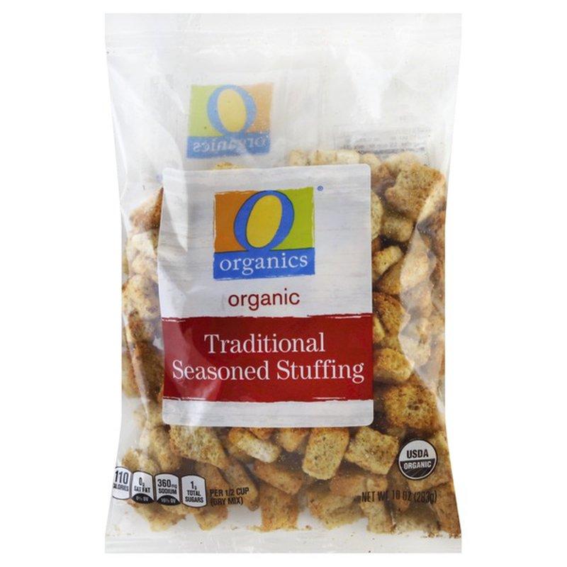 O Organics Organic Traditional Seasoned Stuffing
