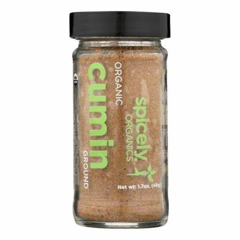 Spicely Organics Organic Ground Cumin
