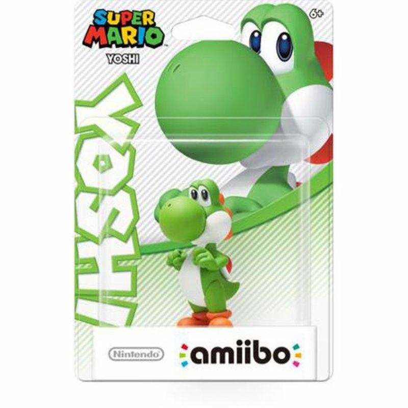 Amiibo Yoshi Super Mario Figure for Nintendo 3DS & Wii U