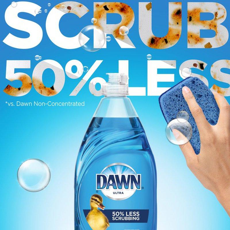 Dawn Dishwashing Liquid Dish Soap, Original Scent (7 oz ...