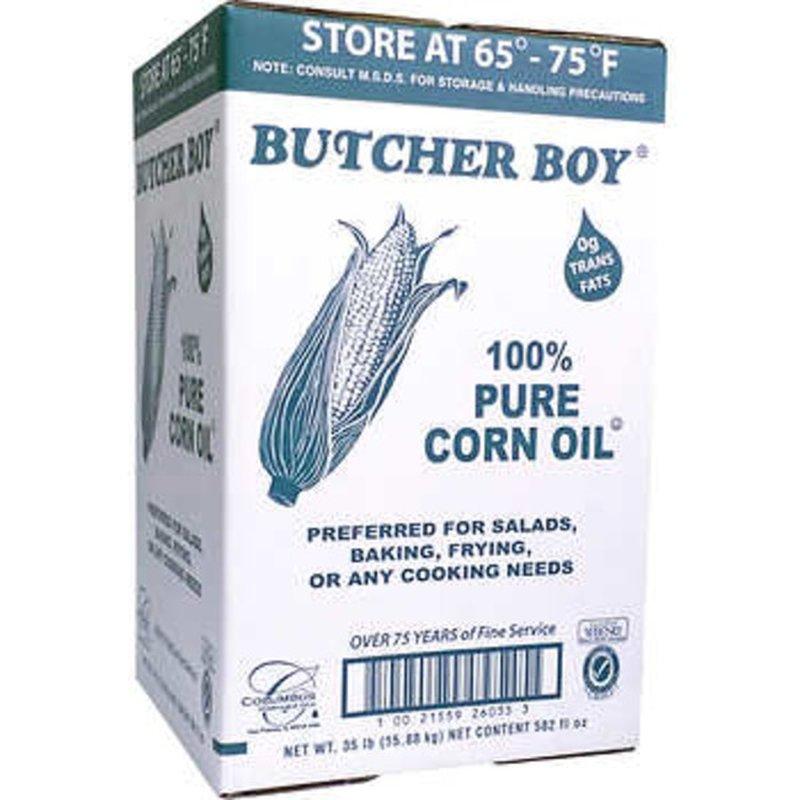 Butcher Boy Corn Oil
