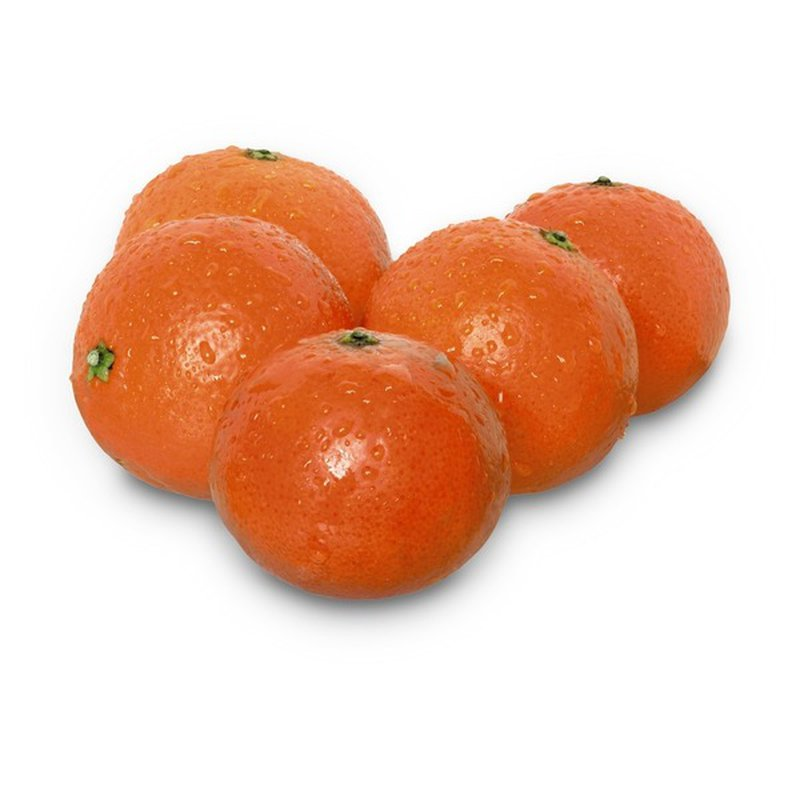 Bagged Florida Tangerines