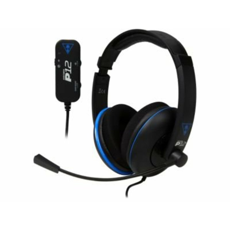 Turtle Beach Ear Force P12 Headset for Playstation 4