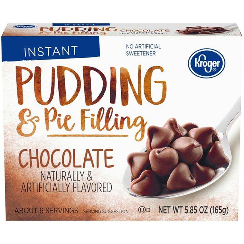 Kroger Instant Pudding & Pie Filling