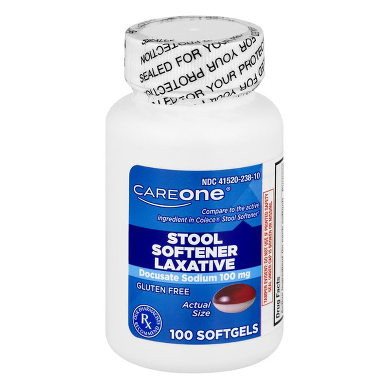 CareOne Stool Softener (100 ct) from Giant Food - Instacart