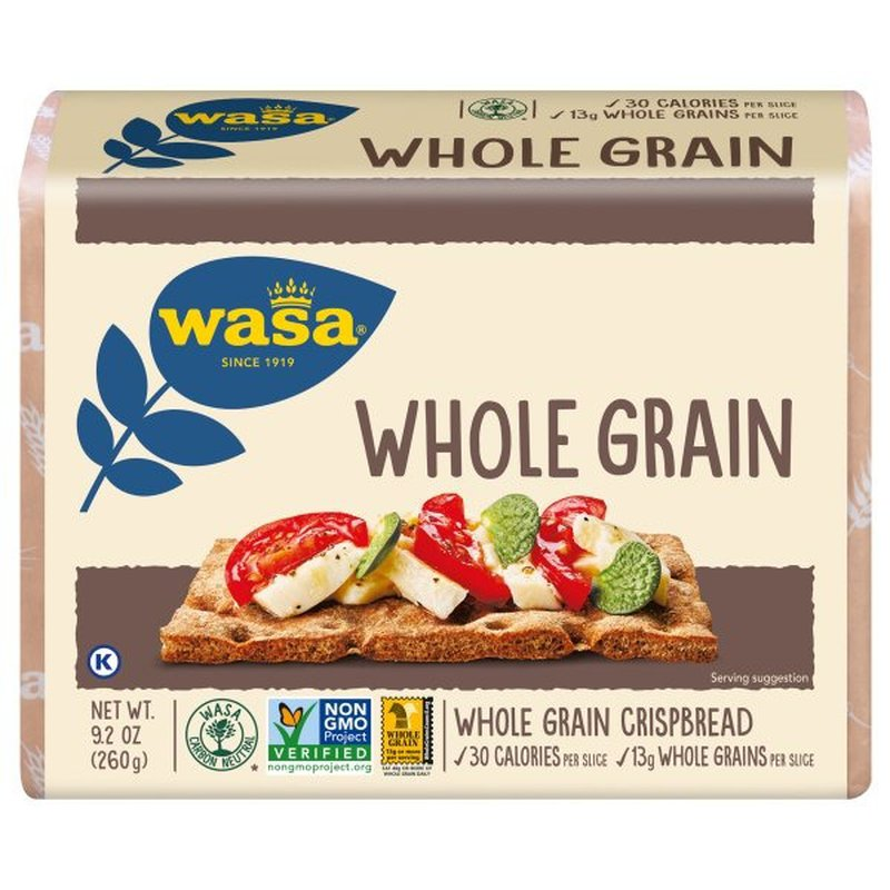 Wasa® Sesame Whole Grain Crispbread