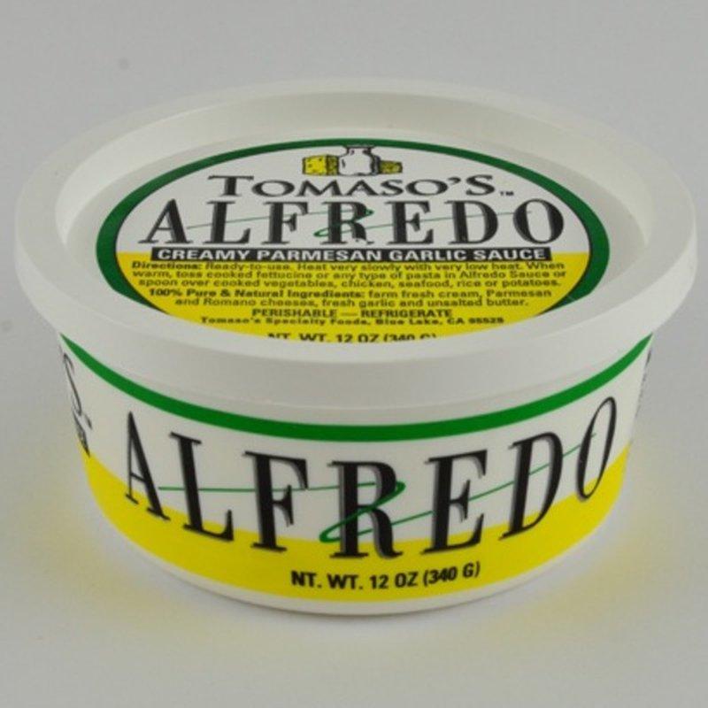 Tio Tomaso's Alfredo Pasta Sauce