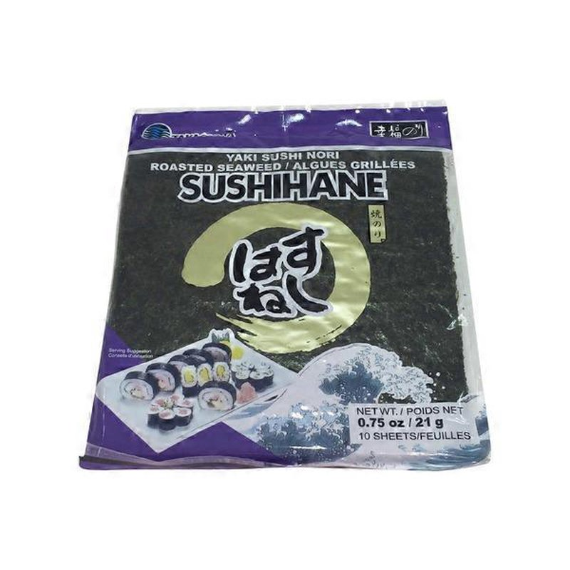Takaokaya Sushihane Roasted Seaweed