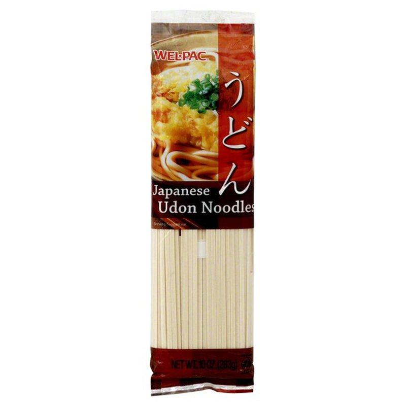 Wel-Pac Japanese Udon Noodles