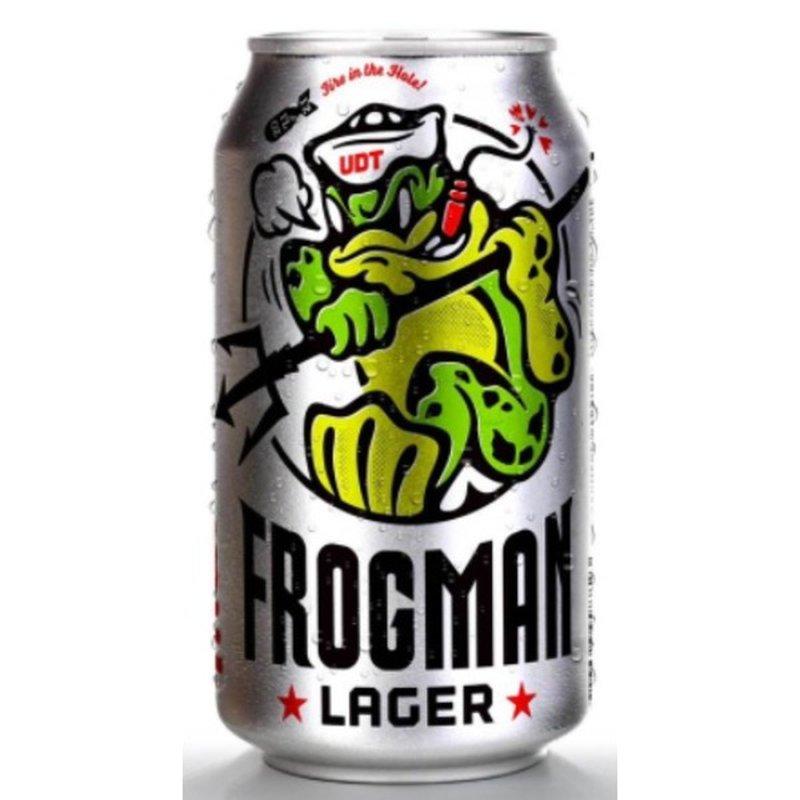 Bold Mariner Frogman Lager