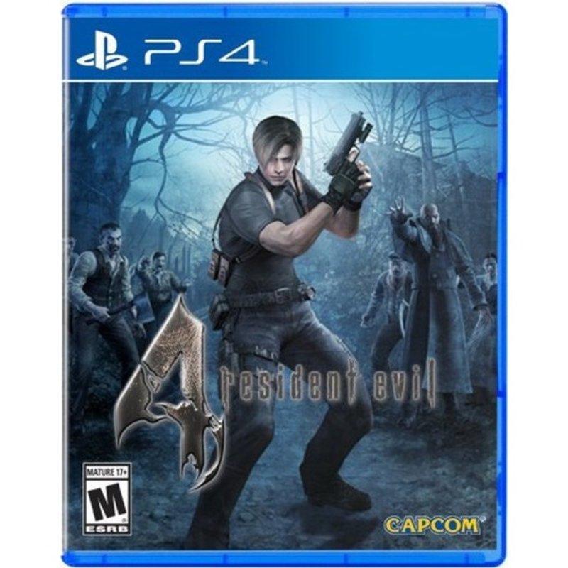 Cokem International LTD Resident Evil 4 HD for Playstation 4