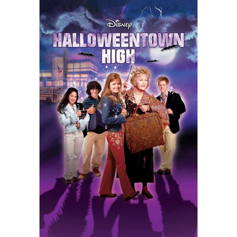 Disney Halloweentown High DVD
