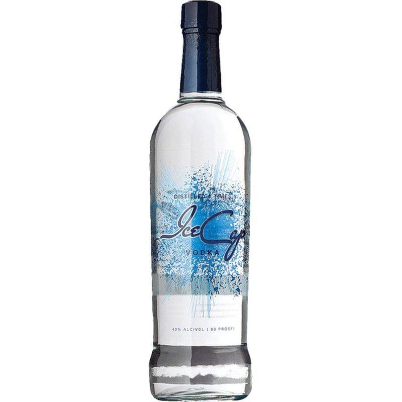 Ice Cap Vodka