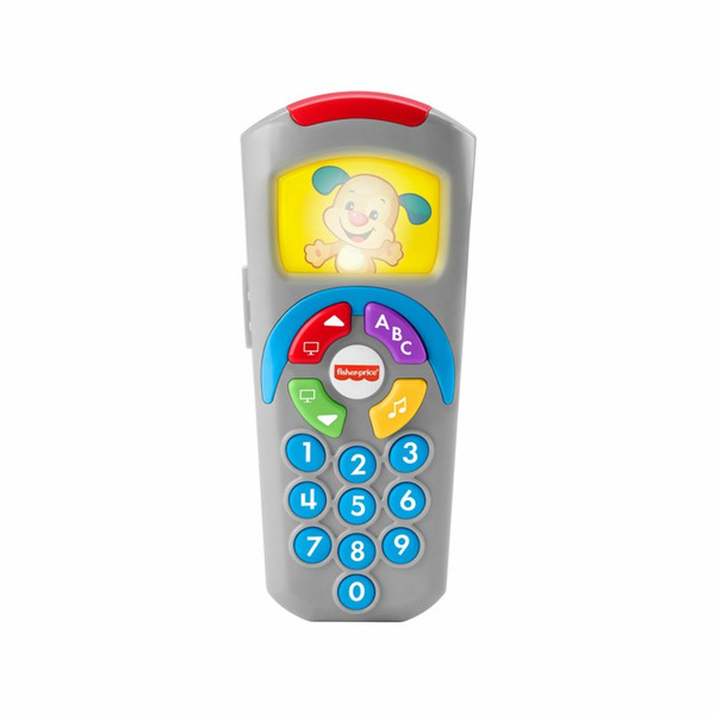 Fisher-Price Laugh & Learn Click 'n Learn Remote (6-36 Months)