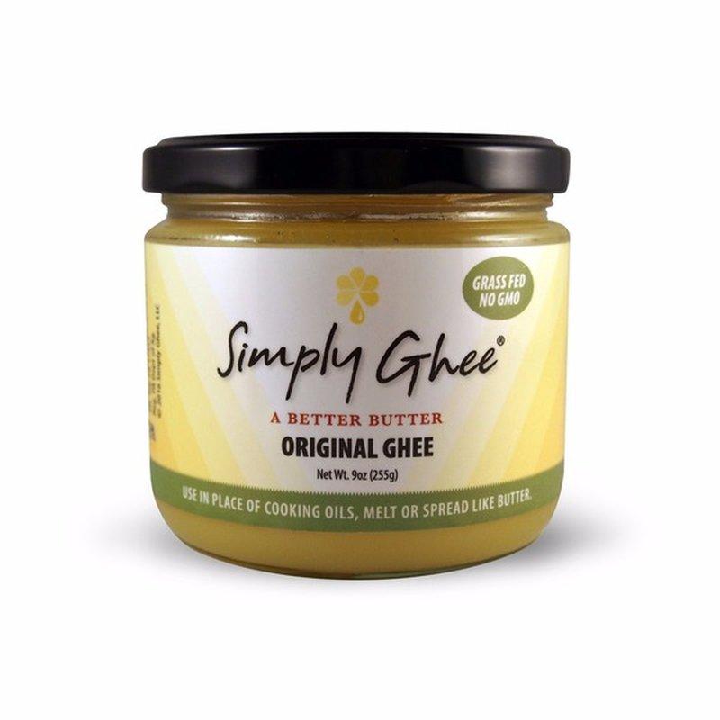 Simply Ghee Grass-Fed Original Ghee