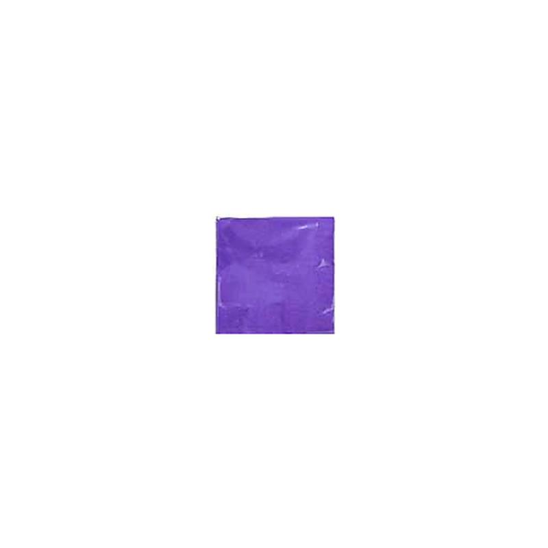 "Creative Converting 5"" x 5"" Purple Beverage Napkins"
