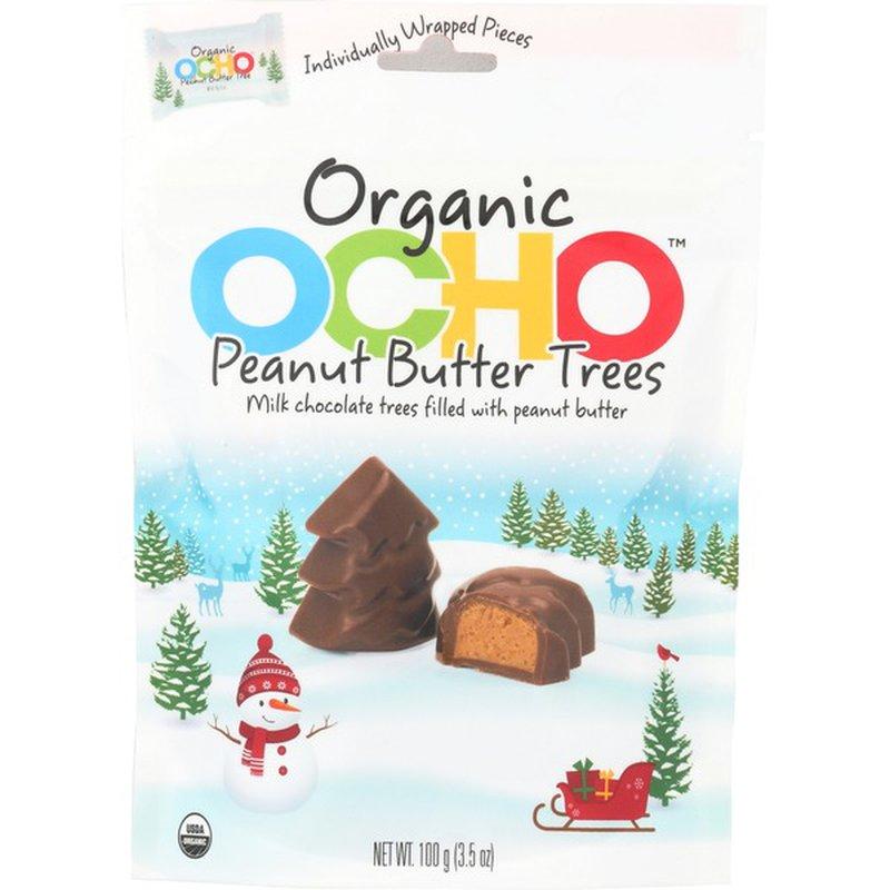 Ocho Organic Butter Trees