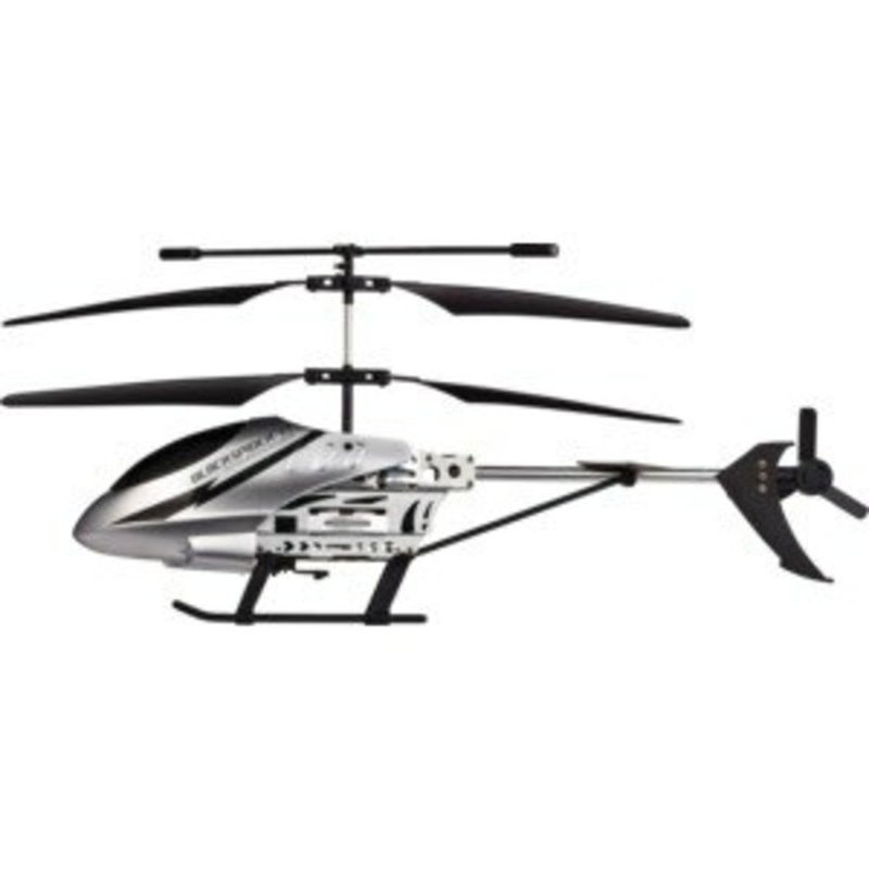 Black Spider XT Tactical Wireless Indoor Remote Control Helicopter