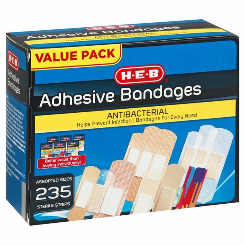 H-E-B Variety Pack Bandages