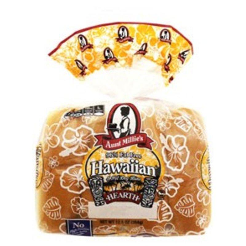 Aunt Millie's Bakehouse Hawaiian Slider Buns
