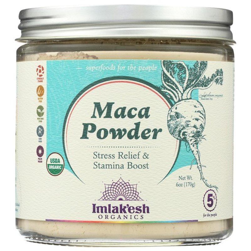Imlak'esh Organics Maca Powder