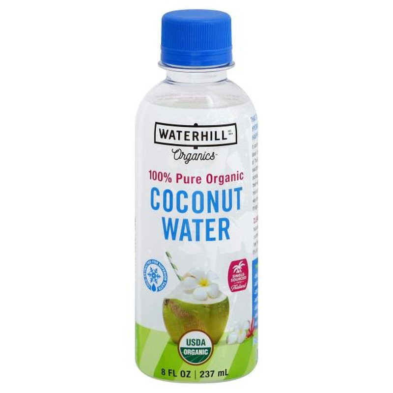 Waterhill Naturals Coconut Water