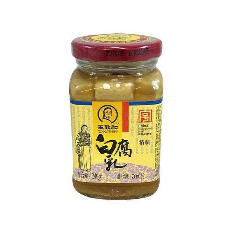 Wang Zhi He Fermented Bean Curd