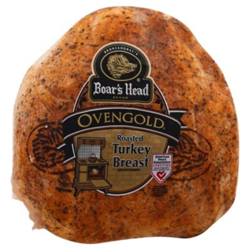 Boar's Head Ovengold Roasted Turkey Breast