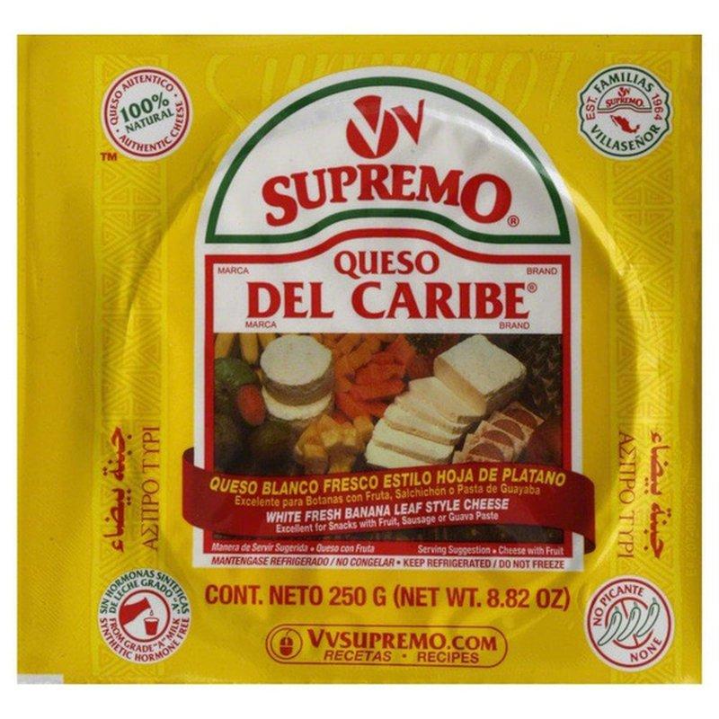 V&V Supremo Queso Del Caribe Queso Blanco Cheese