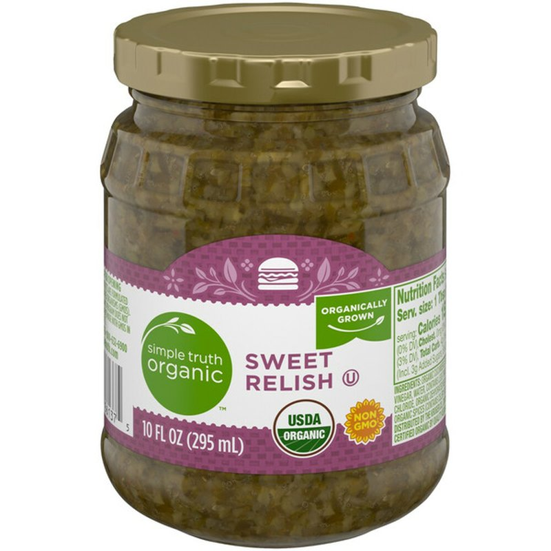 Simple Truth Organic Sweet Relish