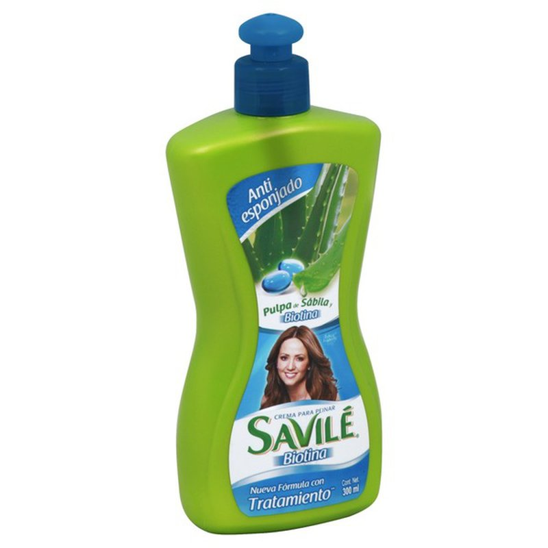 Savile Hair Cream Anti Sponge Biotin 10 14 Oz Instacart