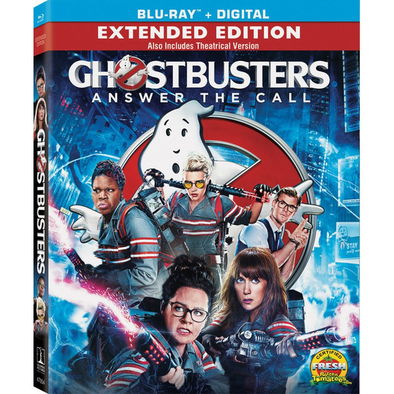 Sony Pictures Home Entertainment Ghostbusters Blu Ray