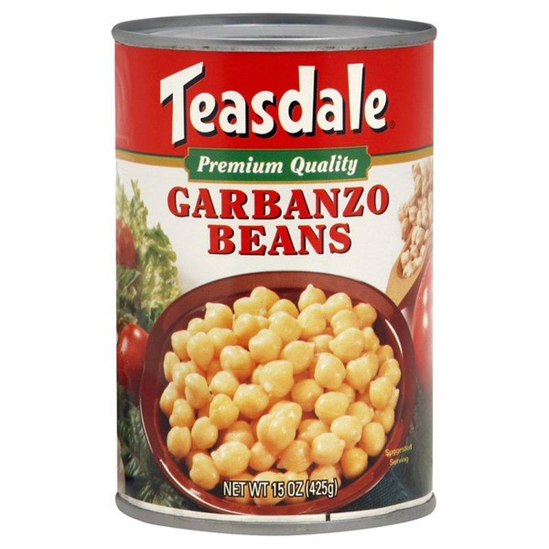 Teasdale Chick Peas