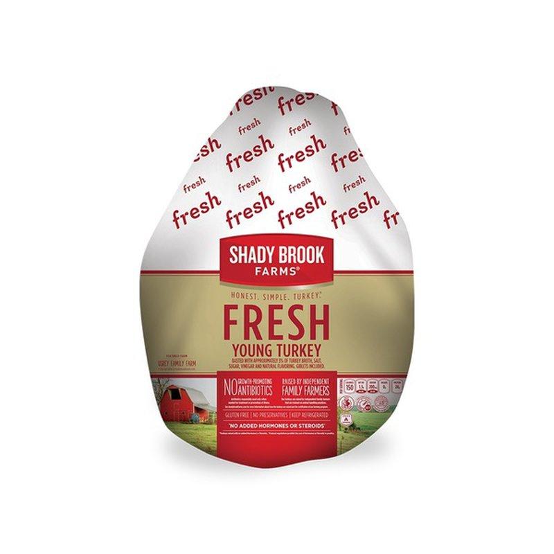 Shady Brook Farms Fresh Turkey