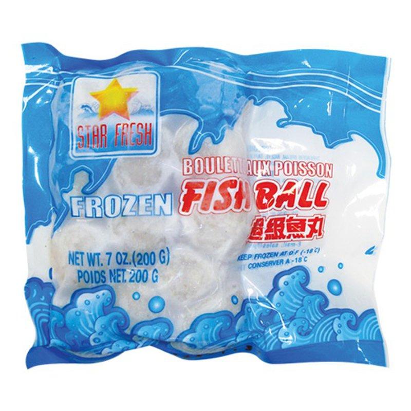 Frozen Fish Ball