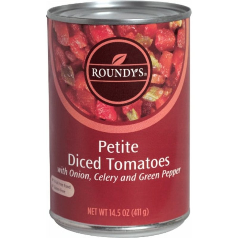 Roundy's Petite Diced Tomatoes