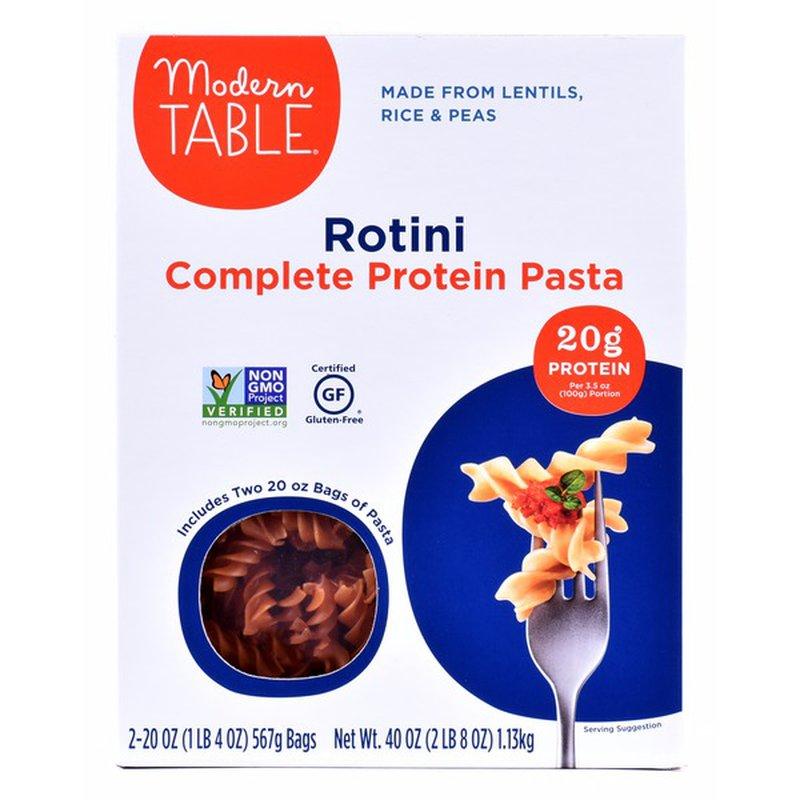 Modern Table Rotini Pasta