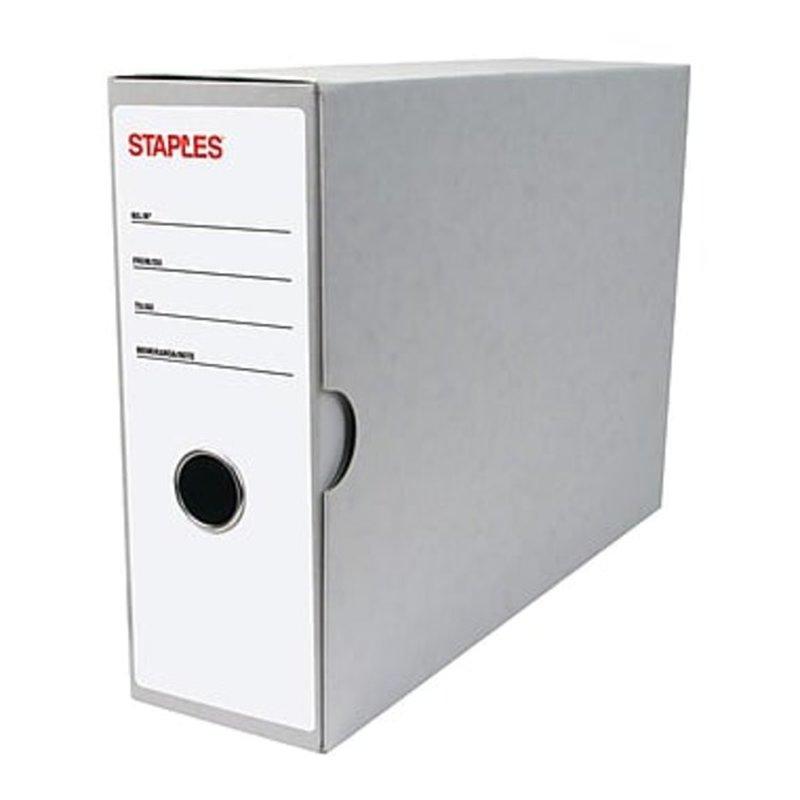 """Staples Invoice #6 10-1/4"""" x 3-1/2"""" x 9"""" Binding Case"""