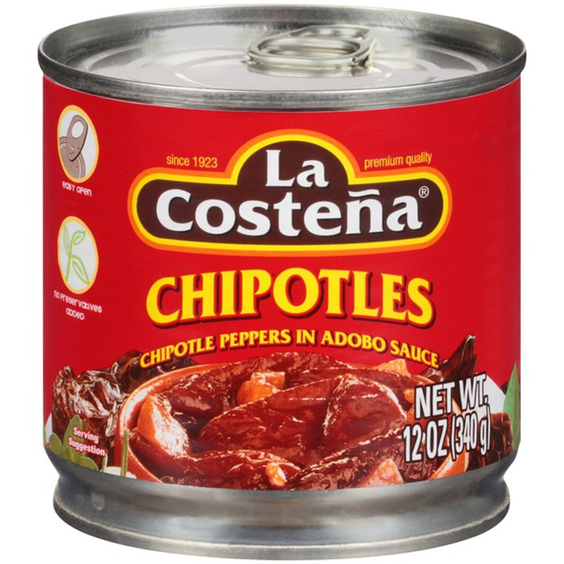 La Costeña Chipotles, in Adobo Sauce